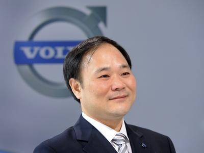 Ли Шуфу. Фото Volvo