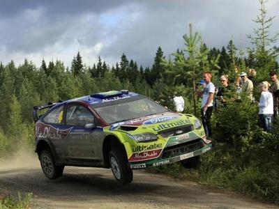 Яри-Матти Латвала. Фото Ford WRC Team