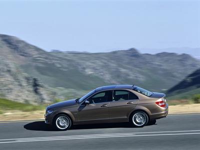 Mercedes-Benz C Klass. Фото Mercedes-Benz
