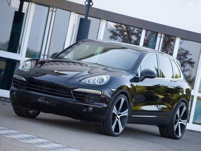 Porsche Cayenne от Lumma Design. Фото Lumma Design