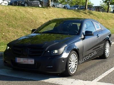 Mercedes C63 AMG Coupe. Фото с сайта autocar.co.uk