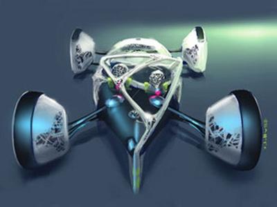 VW Nanospyder. Фото Volkswagen