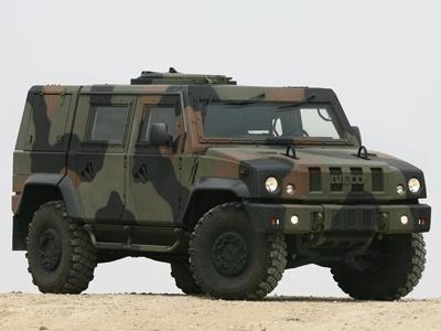 Iveco LMV M65. Фото IVECO