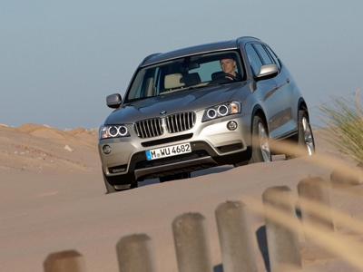 BMW X3 New. Фото BMW