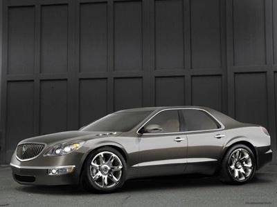 Buick LaCross. Фото Buick