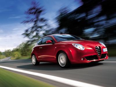 Alfa Romeo MiTo. Фото Alfa Romeo