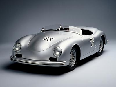 Porsche 356. Фото Porsche