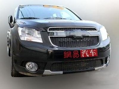 Chevrolet Orlando. Фото с сайта chinacartimes.com