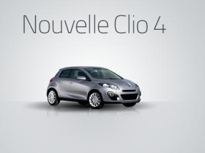 Renault Clio будущего поколения. Иллюстрация с сайта Renault