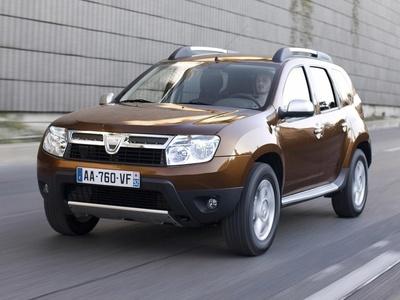 Dacia Duster. Фото Dacia