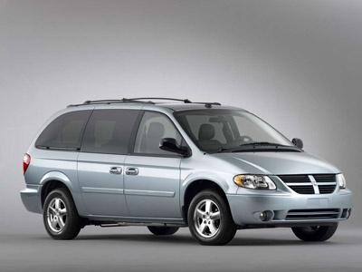 Dodge Grand Caravan 2005. Фото Dodge
