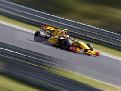 Фото Renault F1 Team