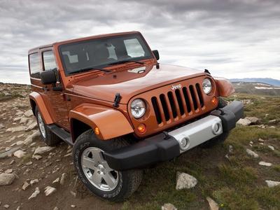 Обновленный Jeep Wrangler. Фото Jeep