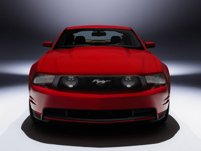 Ford Mustang. Фото Ford