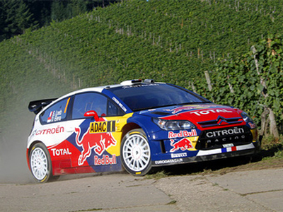 Фото Citroen Racing