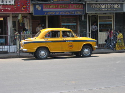 Такси в Индии. Фото с сайта ma-amsterdam.nl
