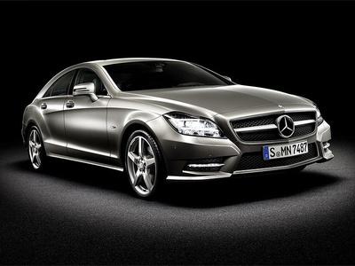 Mercedes-Benz CLS class. Фото Mercedes-Benz