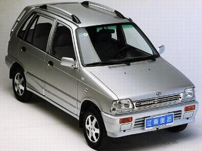 JiangNan Alto. Фото с сайта cars-fans.cn