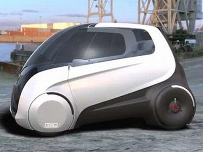 Fiat Mio. Фото с официального сайта проекта