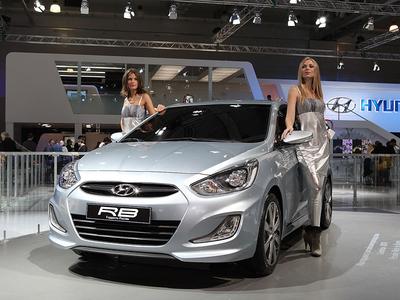 Hyundai RB. Фото Ленты.ру