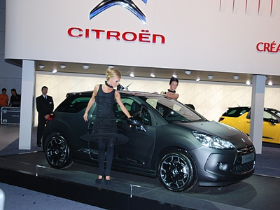 Citroen DS3 Just Black. Фото с сайта autonews.ru