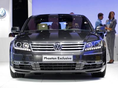 Volkswagen Phaeton. Фото ВГТРК
