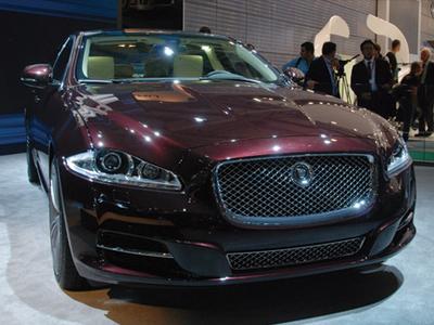 Jaguar XJ Sentinel. Фото с сайта autonews.ru
