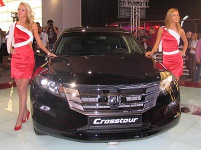 Honda Crosstour. Фото с сайта autonews.ru