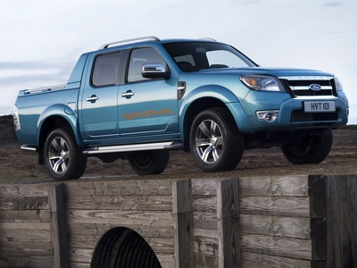 Ford RANGER. Фото Ford