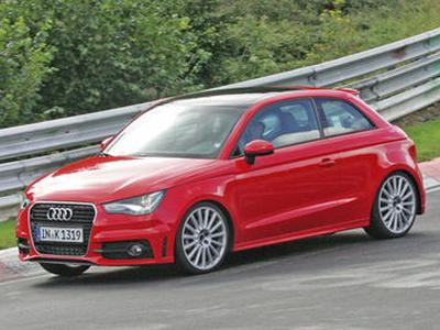 Audi S1. Фото с сайта autoexpress.co.uk