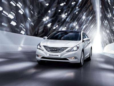 Sonata 2011. Фото Hyundai