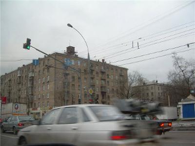 Дмитровское шоссе. Фото с сайта infrance.ru
