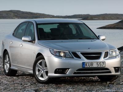 Обновленный Saab 9-3. Фото Saab