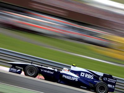 Фото Williams F1 Team