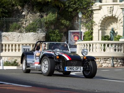 Caterham Seven Roadsport 125 Monaco. Фото Caterham