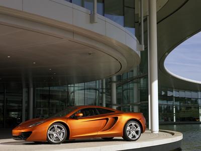 McLaren MP4-12C. Фото McLaren