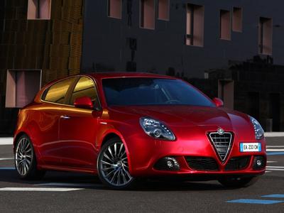 Alfa Romeo Giulietta. Фото Alfa Romeo