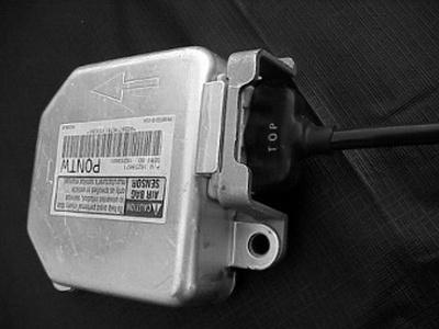"""Автомобильный """"черный ящик"""". Фото с сайта pieforensic.com"""