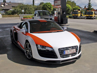 Audi R8 RS/GT RS. Фото с сайта autoexpress.co.uk