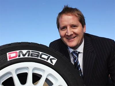 Фото DMACK Tyres