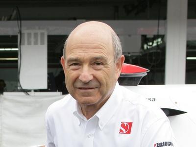Петер Заубер. Фото Sauber F1-Team