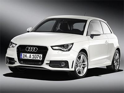 Audi A1. Фото Audi