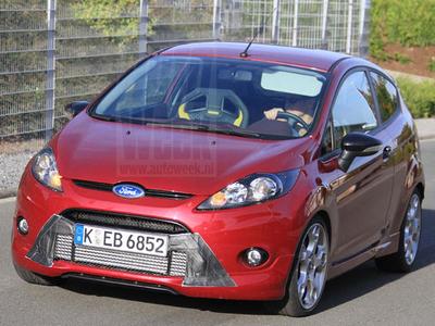 Ford Fiesta ST. Фото с сайта autoweek.nl