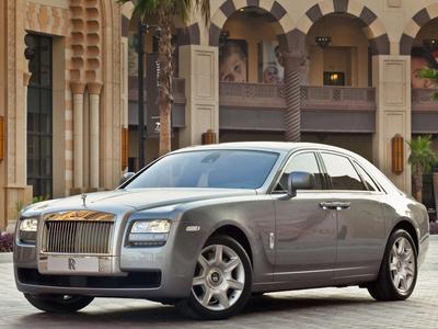 Rolls-Royce Ghost. Фото Rolls-Royce