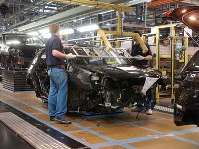 Завод Nissan. Фото с сайта journallive.co.uk