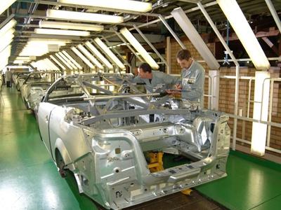 Завод Renault. Фото Renault