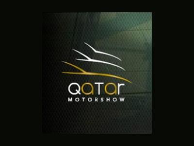 Логотип Qatar Auto Show