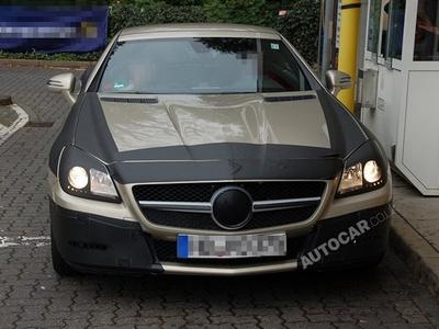 Mercedes Benz SLK. Фото с сайта autocar.co.uk