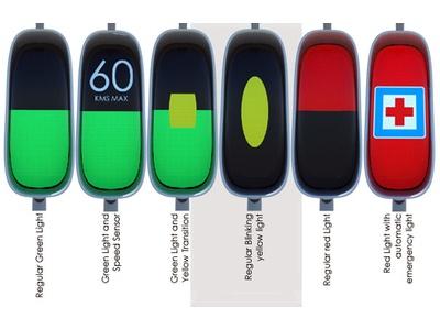 Control Safety Traffic Light. Иллюстрация с сайта japancar.ru
