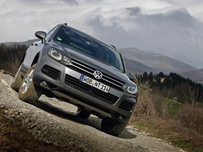 Фото VW